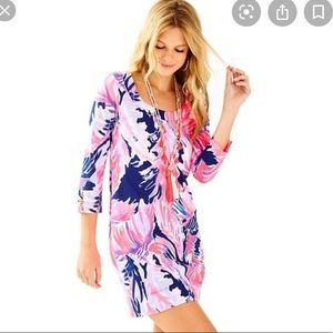 Lilly Pulitzer Merrit True Blue Paradise Point - S